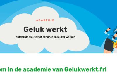 Nieuw: Academie Gelukwerkt